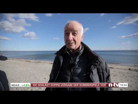 Toms Art Shop  Armin MuellerStahl Videoblog  NTV Film 2017