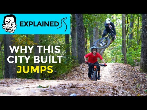 115cebd9286 Why cities build MTB parks, and how to convince yours | Coler in ...