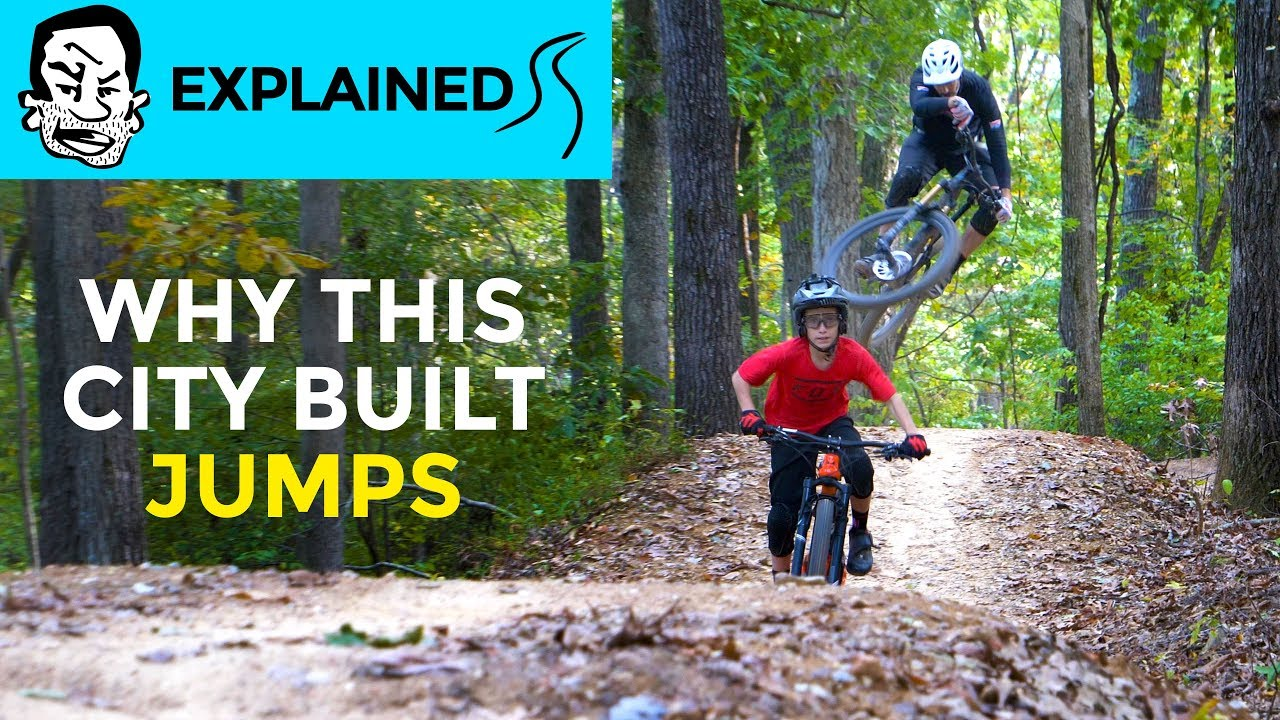 970cb1543f1 Why cities build MTB parks, and how to convince yours | Coler in  Bentonville, AR - YouTube