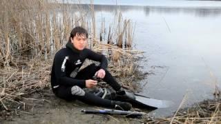 Серйозне поранення Підводного мисливця