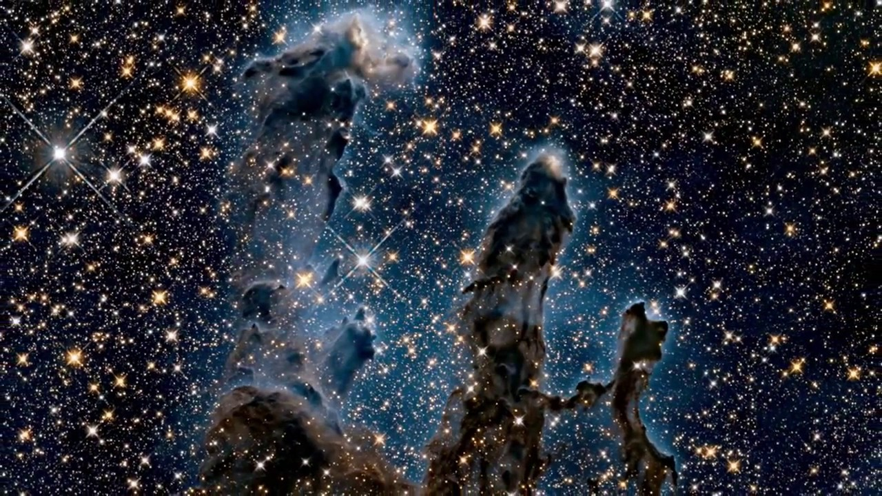 journey through the universe (hd) | go to space - youtube
