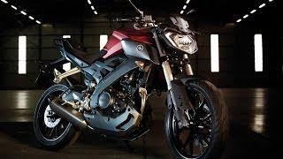 Yamaha Mt 15 New 2016 [video HD]