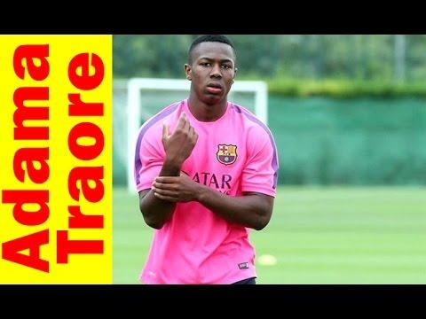 Best Moment Adama Traore - YouTube