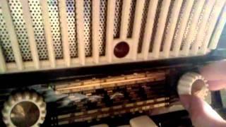 Elektronkové rádio Tesla Tenor 426A