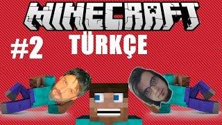 Minecraft Türkçe Survival   Risklerin Adamı Cem   Bölüm 2