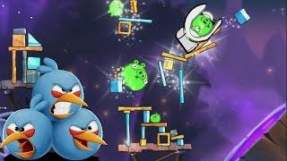 Мультик Игра для детей Энгри Бердс 2. Прохождение игры Angry Birds [36] серия