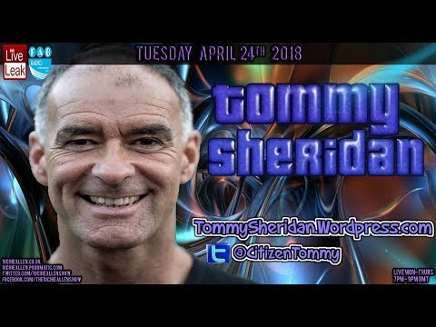 Tommy Sheridan On #IndyRef2, Brexit, Syria, Palestine, Free Speech, Zionism & More!