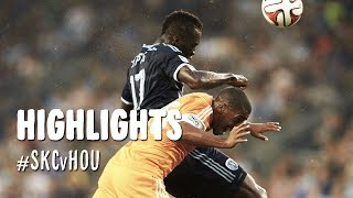 HIGHLIGHTS: Sporting Kansas City vs. Houston Dynamo | August 29, 2014