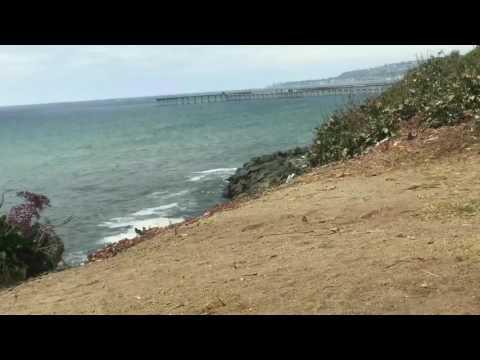 Ocean Beach Time Lapse Shot on IPhone