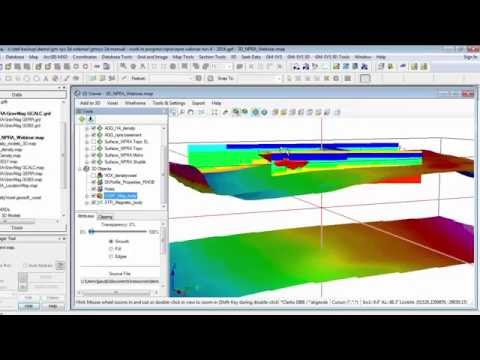 GM-SYS 3D Webinar: Build powerful 3D Potential field models 2014-11-06