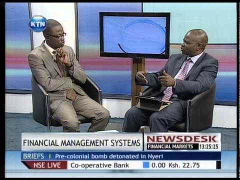 Newsdesk Interview; Integrated Financial Management Information System
