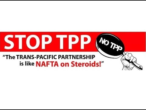 Trans-Pacific Partnership (TPP): Job Loss, Lower Wages and Higher Drug Prices