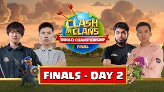 World Championship FINALS - Day 2 - Clash of Clans