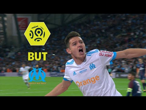But Florian THAUVIN (78') / Olympique de Marseille - Paris Saint-Germain (2-2)  / 2017-18
