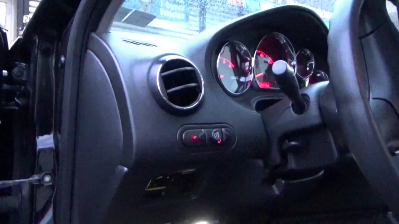 hight resolution of pontiac g6 steering problem