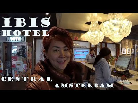 IBIS HOTEL CENTRAL AMSTERDAM EXCELLENT SERVICES
