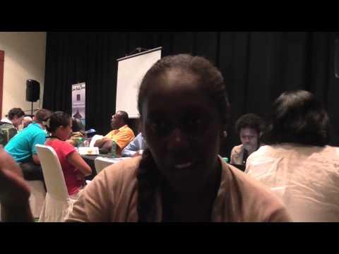 Elizabeth Sibisopere Chef Solomon Islands