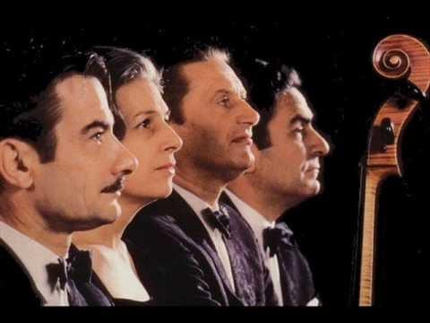 Quartetto Italiano (1971): Brahms String Quartet op. 51 n. 2 in A minor