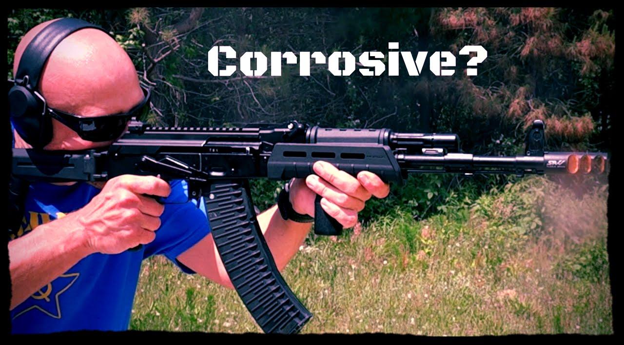 Magpul AK-47 & AK-74 Furniture & Cleaning Corrosive Ammo (HD)
