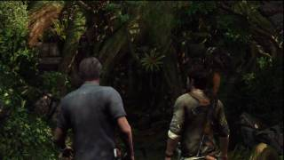 Uncharted 2: El Reino de los Ladrones [Guía + tesoros] 04. La excavación (Parte 2) thumbnail