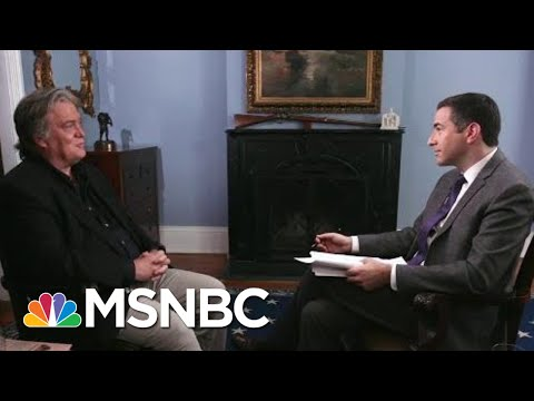 Steve Bannon Warns Gop: Dems Could Take Control Of House  The Last Word  MSNBC