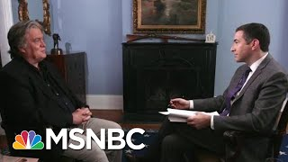 Steve Bannon Warns Gop: Dems Could Take Control Of House | The Beat With Ari Melber | MSNBC