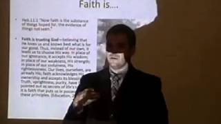 Salvation: The Fruit fo Faith-Kody Morey