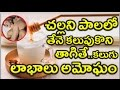 Benefits of drinking milk with honey | Health Tips |