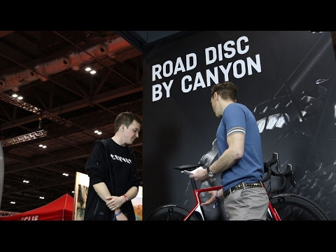 Canyon Live from the London Bike Show