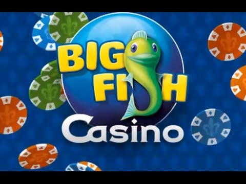 Free Slots, Poker, Blackjack and More at BigFishCasino.com!
