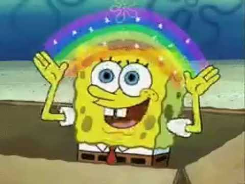 Fantasie Spongebob