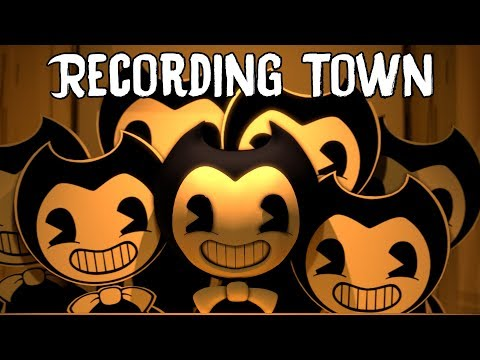 [SFM] Recording Town - Kyle Allen Music (BENDY AND THE INK MACHINE SONG)