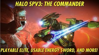 Halo SPV3.2 Preview: The Commander