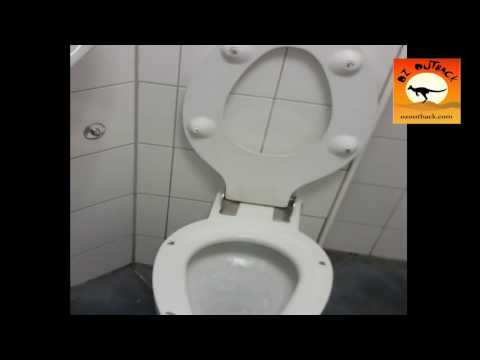 Automated toilet in Port Augusta - South Australia