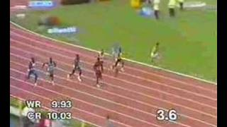 1987 World Champs 100m
