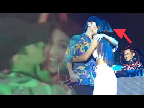 James Reid 25th Birthday Party party kilig moments with Nadine on the spot! 😍❤️