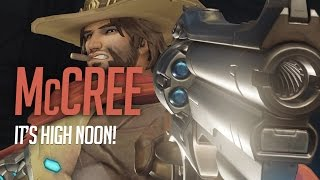 Overwatch - McCree Guide - It's High Noon! (Tips and Advice)