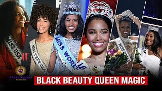 WS Cry Foul After All 6 Beauty Contests Were Won By Black Women