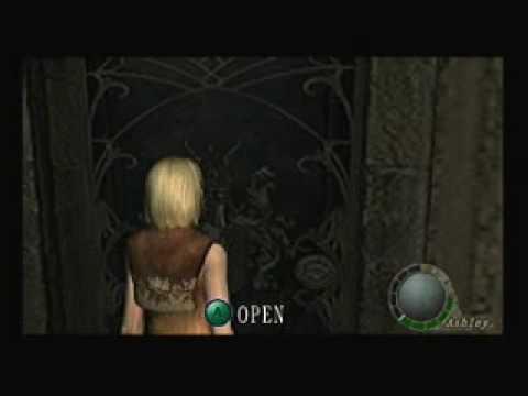 Resident Evil 4: Ashley's Suplex