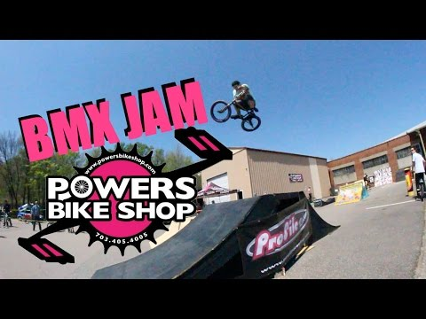 Powers Bike Shop Grand Opening BMX Jam 2016