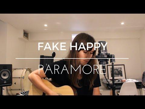 Paramore - Fake Happy Cover