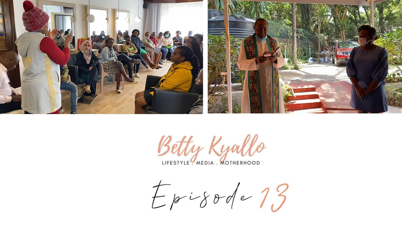 Staff Meeting| Day One at new Flair|| Blessings' Mass - #BettyKyalloLately EP 13