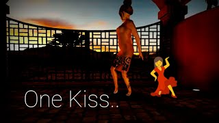 Avakin Life music video | One Kiss - Calvin Hariss, Dua Lipa.