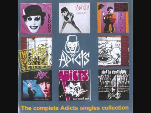 The Adicts - The Complete Single Collection FULL ALBUM 1994