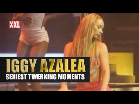 Twerking Girls Videos | Twerking All TWeek - Iggy Azalea's Sexiest Twerking Moments