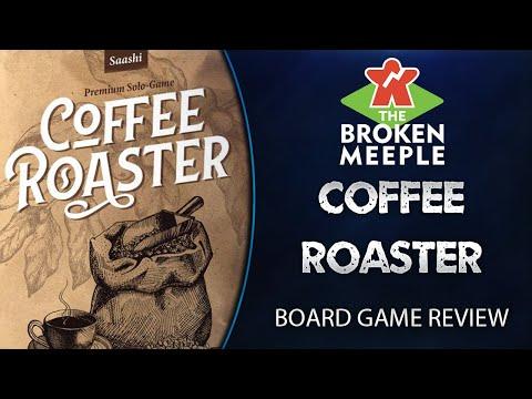 Coffee Roaster Board Game Boardgamegeek