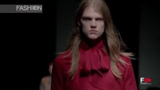 GUCCI Full Show Autumn Winter 2015 2016 Milan Menswear by Fashion Channel