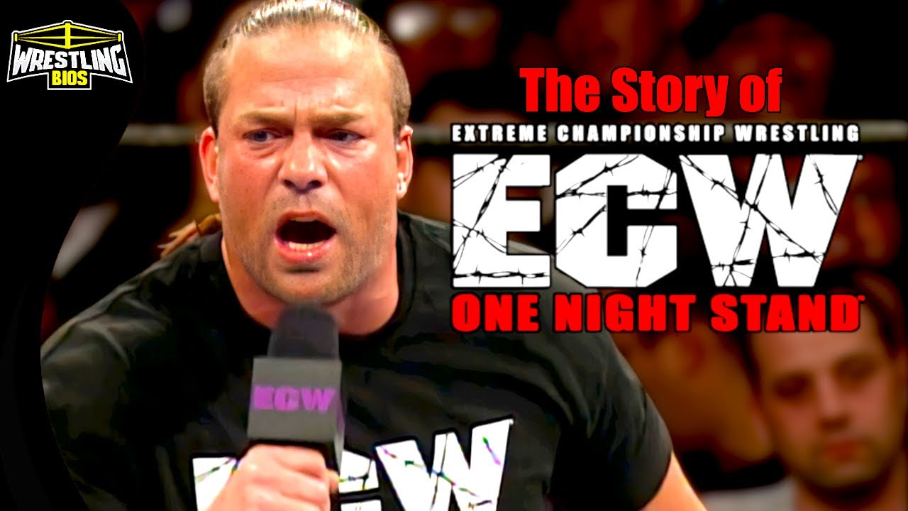 The Story of ECW One Night Stand 2005