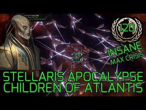 New War Preparations? Stellaris Apocalypse Roleplay CHILDREN OF ATLANTIS Highest Difficulty #120 |