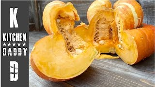 How To Prepare A Pumpkin | How To | Kitchen Daddy